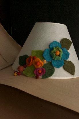 Appliques décoratives en feutrine