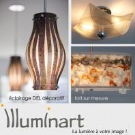 Programme de la soirée de lancement d'Illuminart