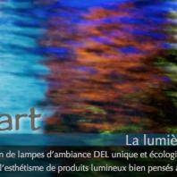 Illuminart a maintenant son dossier de presse !