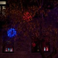 Illuminart en vitrine sur la rue St-Denis !