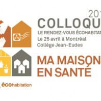Colloque Écohabitation 2015